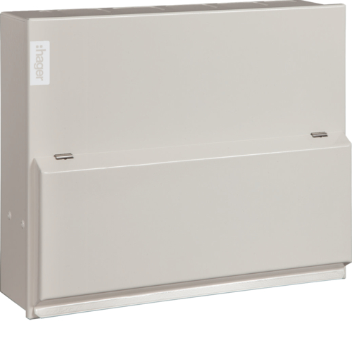 Hager VML733H Consumer Unit 100A 2x63A