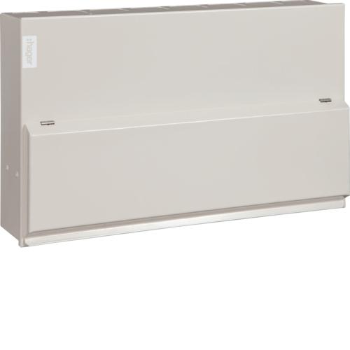 Hager VML766H Consumer Unit 100A 2x63A
