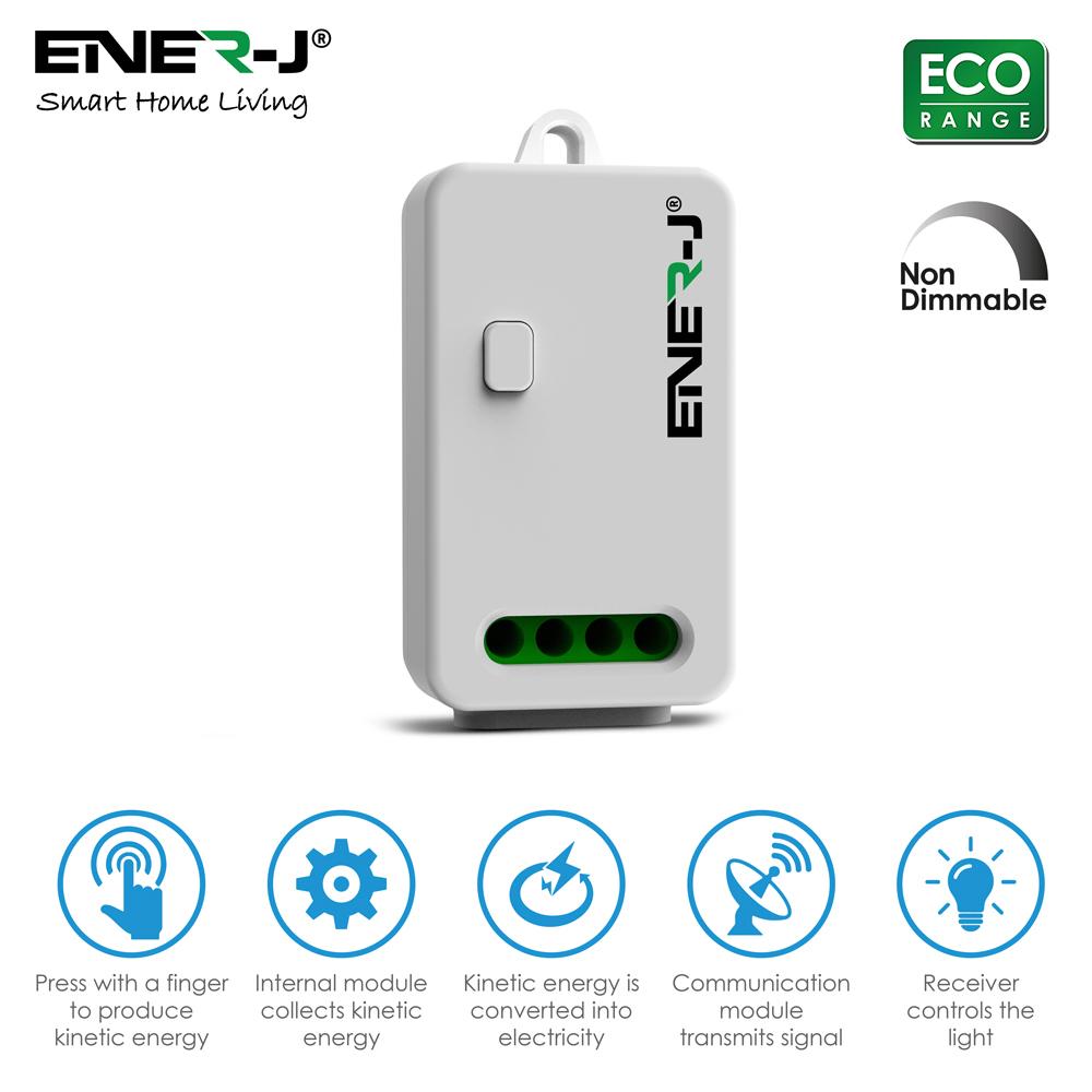 ENER WS1037 RF   WiFi Non Dim Receiver